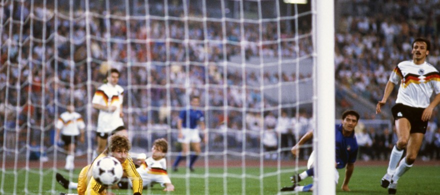 West Germany v Italy - UEFA Euro '88 Group 1